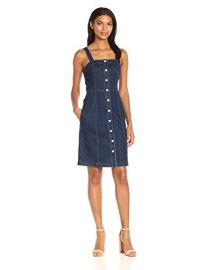 AG Adriano Goldschmied  Sydney Button Down Dress at Amazon