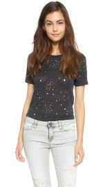 AIR by alice and olivia Embellished Crop Top at Shopbop