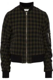 ALC Checked Jacket at The Outnet