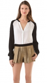 ALC Hayden blouse worn on HIMYM at Shopbop