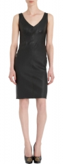 ALC Parker Leather Dress at Barneys