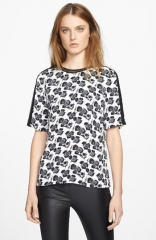 ALC Smith Silk Top at Nordstrom