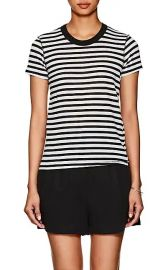 ALESSI STRIPED COTTON T-SHIRT at Barneys
