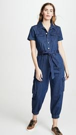 ALICE   OLIVIA JEANS Cargo Jumpsuit at Shopbop