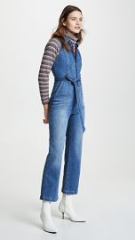 ALICE   OLIVIA JEANS Gorgeous   039 70s Jumpsuit at Shopbop