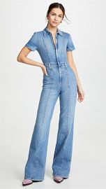 ALICE   OLIVIA JEANS Gorgeous Wide Leg Jumpsuit at Shopbop