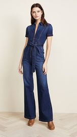 ALICE   OLIVIA JEANS Wide Leg Jumpsuit at Shopbop
