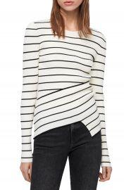 ALLSAINTS Amara Stripe Sweater   Nordstrom at Nordstrom