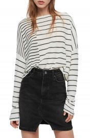 ALLSAINTS Cali Stripe Sweater   Nordstrom at Nordstrom