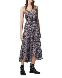 ALLSAINTS Essie Leopard Print Maxi Dress Women - Bloomingdale s at Bloomingdales
