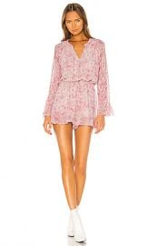 ALLSAINTS Flora Rosa Romper in Pink from Revolve com at Revolve