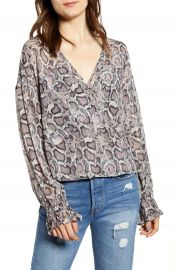 ALLSAINTS Penny Misra Top   Nordstrom at Nordstrom