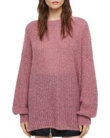 ALLSAINTS Renne Oversized Sweater Women - Bloomingdale s at Bloomingdales