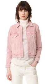 AMO Pop Denim Jacket at Shopbop