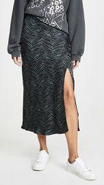 ANINE BING Dolly Silk Skirt at Shopbop