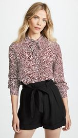ANINE BING Holly Blouse at Shopbop