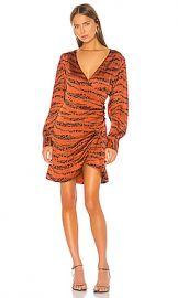 ANINE BING Penelope Dress in Zebra from Revolve com at Revolve