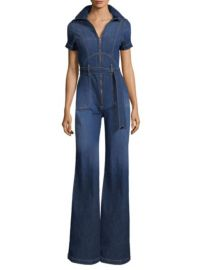 AO.LA by Alice + Olivia Gorgeous Jumpsuit at Saks Fifth Avenue