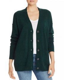 AQUA Boyfriend Cashmere Cardigan - 100  Exclusive  Women - Bloomingdale s at Bloomingdales