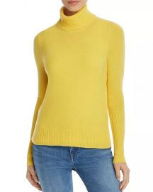 AQUA Cashmere Turtleneck Sweater - 100  Exclusive  Women - Bloomingdale s at Bloomingdales