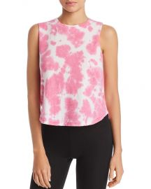 AQUA Tie-Dye Tank - 100  Exclusive  Women - Bloomingdale s at Bloomingdales