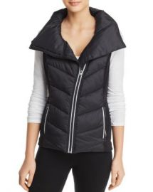 AQUA Asymmetric Puffer Vest - 100  Exclusive  Women - Bloomingdale s at Bloomingdales