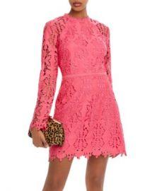 AQUA Cutwork Lace Sheath Dress - 100  Exclusive  Women - Bloomingdale s at Bloomingdales