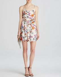 AQUA Dress - Chelsea Floral Cami at Bloomingdales