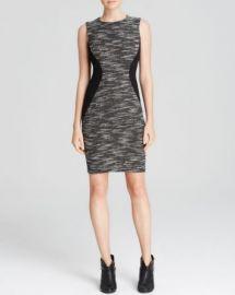 AQUA Dress - Tweed Bodycon at Bloomingdales