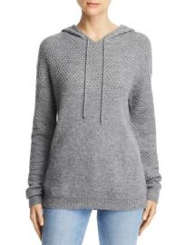 AQUA Honeycomb Hooded Sweater - 100  Exclusive  Women - Bloomingdale s at Bloomingdales