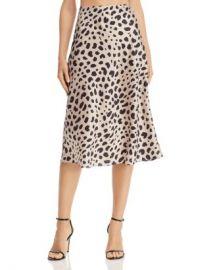 AQUA Midi Slip Skirt - 100  Exclusive Women - Bloomingdale s at Bloomingdales