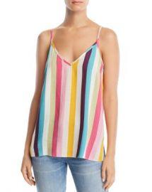 AQUA Rainbow-Stripe Cami Women - Bloomingdale s at Bloomingdales
