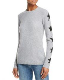 AQUA Star-Sleeve Cashmere Sweater - 100  Exclusive  Women - Bloomingdale s at Bloomingdales