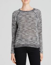 AQUA Sweater - Double Zipper at Bloomingdales