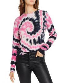 AQUA Tie-Dye Crewneck Sweater - 100  Exclusive  Women - Bloomingdale s at Bloomingdales