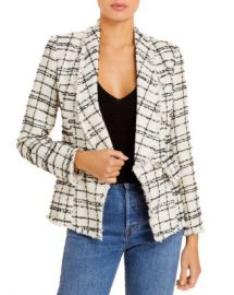 AQUA Tweed Double Breasted Blazer - 100  Exclusive Women - Bloomingdale s at Bloomingdales