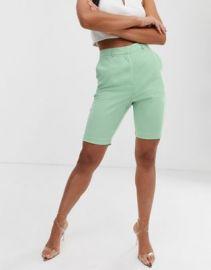 ASOS DESIGN apple city suit shorts   ASOS at Asos