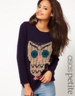 ASOS Owl sweater at Asos