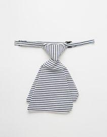 ASOS Striped Mini Tie at Asos