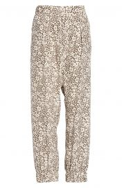 ATM Anthony Thomas Melillo Lunar Leopard Print Silk Pants   Nordstrom at Nordstrom