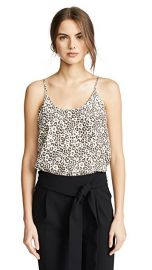 ATM Anthony Thomas Melillo Lunar Leopard Silk Cami at Shopbop