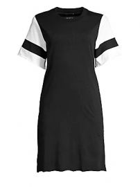 ATM Anthony Thomas Melillo - Classic Jersey T-Shirt Dress at Saks Fifth Avenue