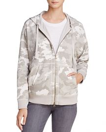 ATM Anthony Thomas Melillo Camo Zip-Up Hoodie - 100% Exclusive at Bloomingdales