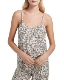 ATM Anthony Thomas Melillo Lunar Leopard Silk Cami Women - Bloomingdale s at Bloomingdales