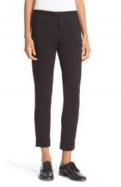 ATM Anthony Thomas Melillo Slim Crop Pants at Nordstrom