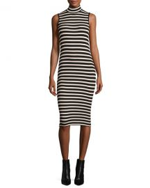 ATM STripe dress at Neiman Marcus