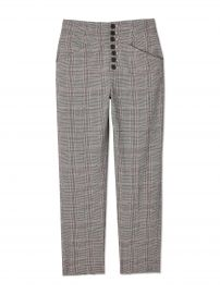 Abony Cropped Button-Front Pants by Joie at Verishop