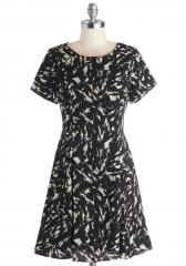 Abstract Interpretation Dress at ModCloth