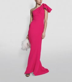 Accompany One-Shoulder Cady Gown by Maticevski at Harrods