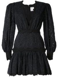 Acler Montana Ruffled Mini Dress - Farfetch at Farfetch